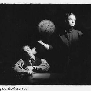 George Saulnier - as George K. in George K. Goes to Work