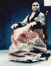 George Saulnier - a third shot as Hamm