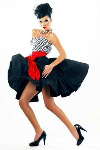 Angelica C. - Modeling 2