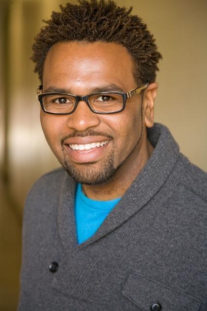Claiborne Thomas Jr. - Headshot 1