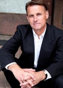 Karl Chaffey - Seated