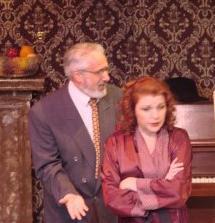 """Shannon Shea - Shannon Shea in """"Stage Door"""""""
