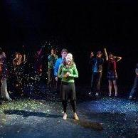 """Anne Elizabeth Butler - Production Shot: """"Is There Life After High School?"""""""