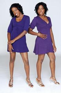 Jewel Nelson - Jewel and twin sister