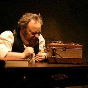 George Saulnier - A third shot as Krapp