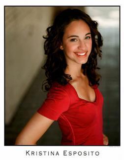 Kristina Esposito - Kristina's Headshot