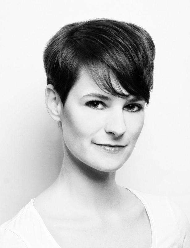 Linda  Roser - Headshot B & W