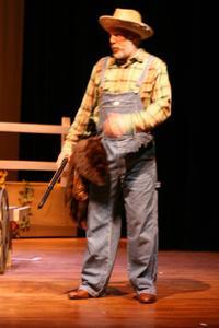 Burt Conrad - Recent photo of Burt Conrad in Oklahoma