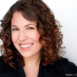 Sarah Gafgen - Sarah J. Gafgen Headshot 2