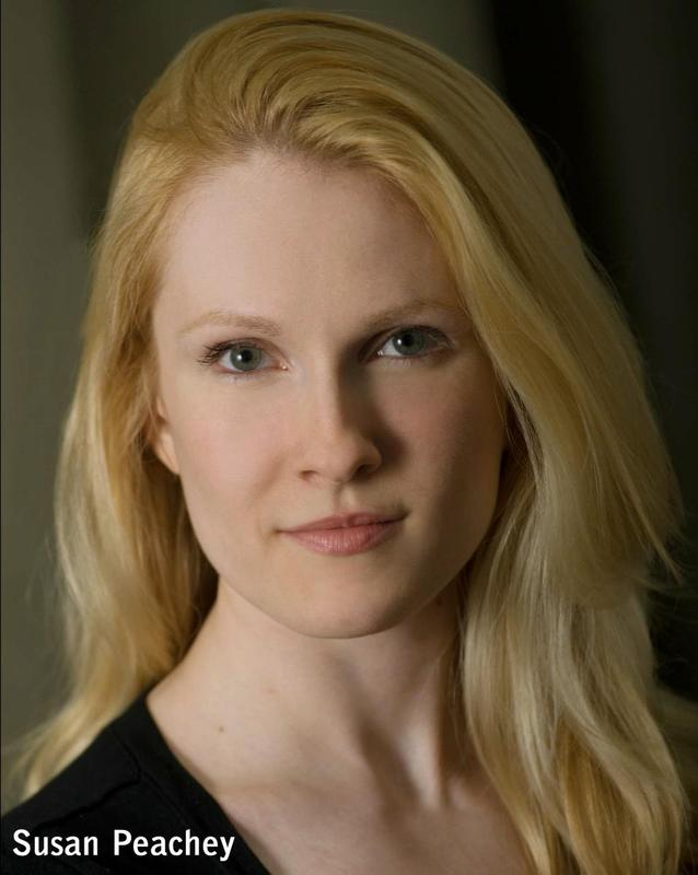Susan Peachey - Susan Peachey, Theatrical Headshot