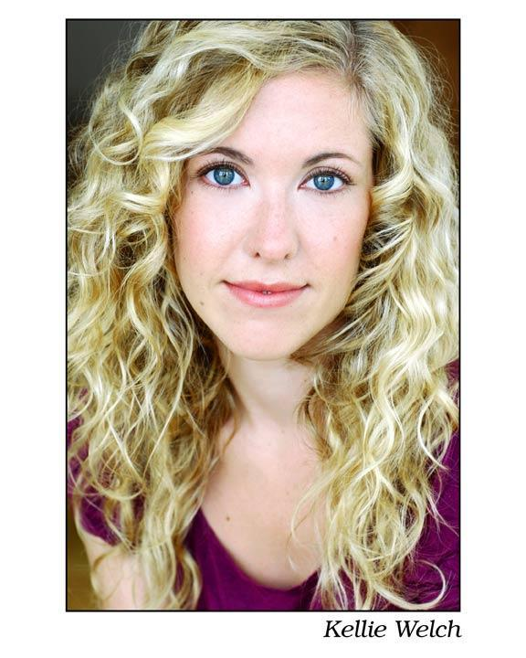 Kellie Welch - Headshot