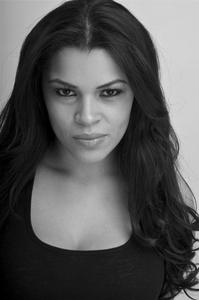 Chevonne  Machuca - black and white untouched