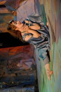 Elizabeth Anne Rimar - As Titania in Midsummer