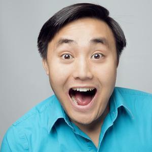 Naathan Phan - Turquoise Open Smile
