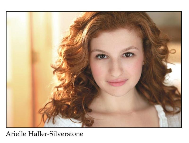 Arielle  Haller-Silverstone - Legit