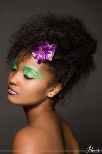 Candace B. Harris - JP Makeup AD