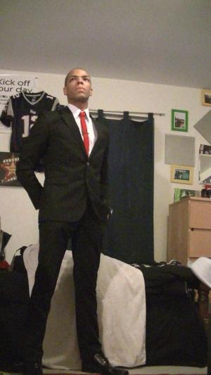 Michael Simms - Suit