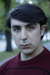 Steven Hajar - Steven Hajar Headshot 2 (Clean-