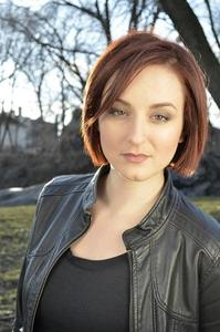 Kelsey Olafson - theatrical headshot web