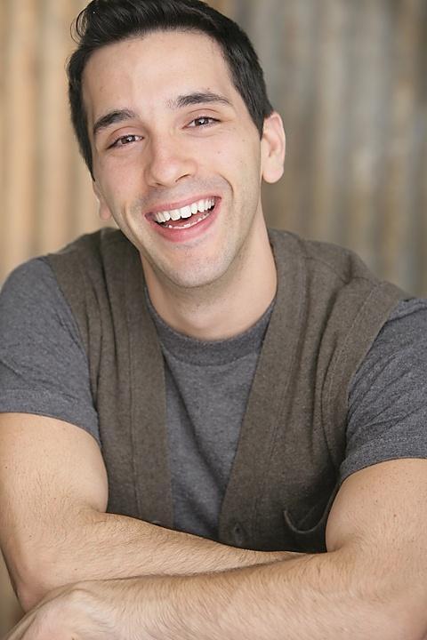 Jonathan Brett - Jonathan smiling