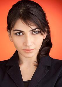 """Anna Sargsyan - """"Salt"""" look"""