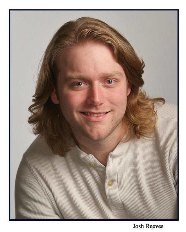Josh Reeves - JoshReevesHeadshot