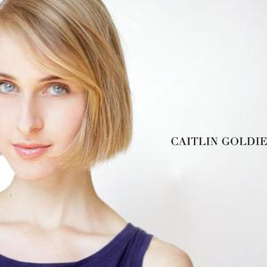 Caitlin Goldie - Caitlin Goldie 2 with name