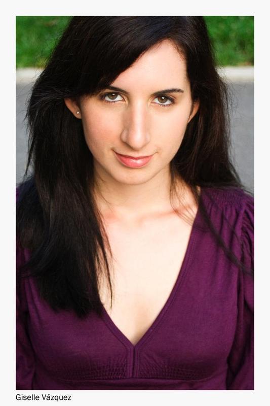 Giselle Vázquez - Giselle Vázquez Headshot