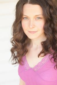 Anne Elizabeth Butler - T.V. Headshot