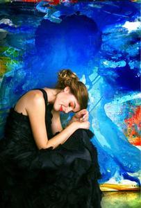 Laura Aidan - Influental Magagazine Cover Shoot