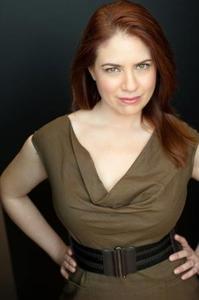 Stephanie Scott - full body