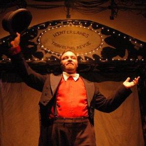 George Saulnier - as Max in Hinterlands