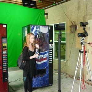 Carli Jones - Pepsi pilot commercial