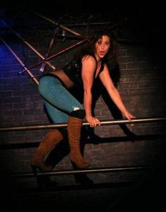 Anna Gibson - As Mimi Marquez