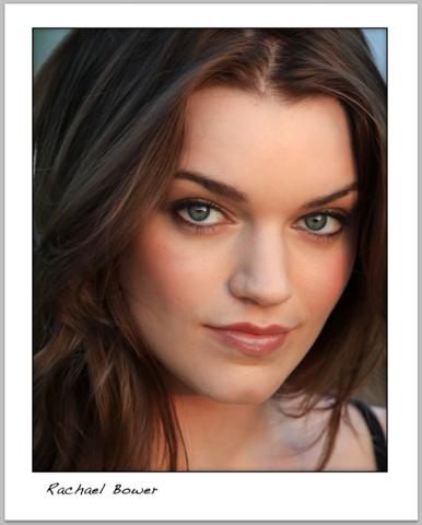 Rachael Bower - Headshot