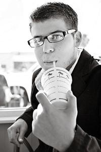 Omar Arellano - In N Out Glasses