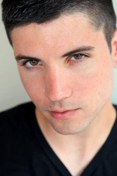 Michael Valentine, Actor Headshot · Michael Valentine, Actor Headshot