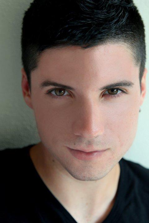 Michael Valentine, Actor Headshot