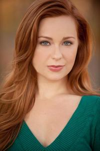 Maria Aparo - Theatrical Headshot