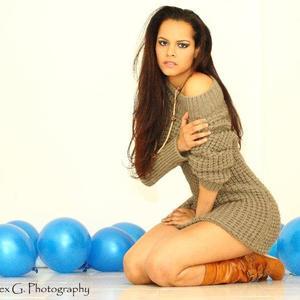 Sergia Cruz - Modeling 2
