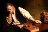 George Saulnier - as Krapp in Krapp's Last Tape