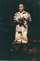 George Saulnier - as Isreal Gutman in Manifest