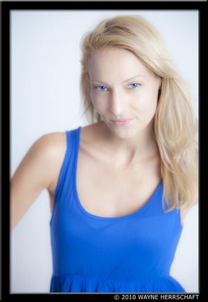 Brooke Tienauchariya - Blue Eyes