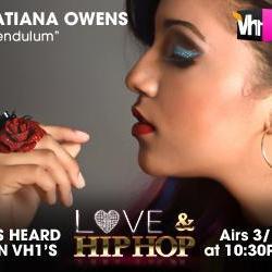"Tom Bradley - Tatiana Owens ""Love and Hip Hop"""