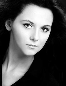 Sarah Tupper Daniels - B&W Headshot