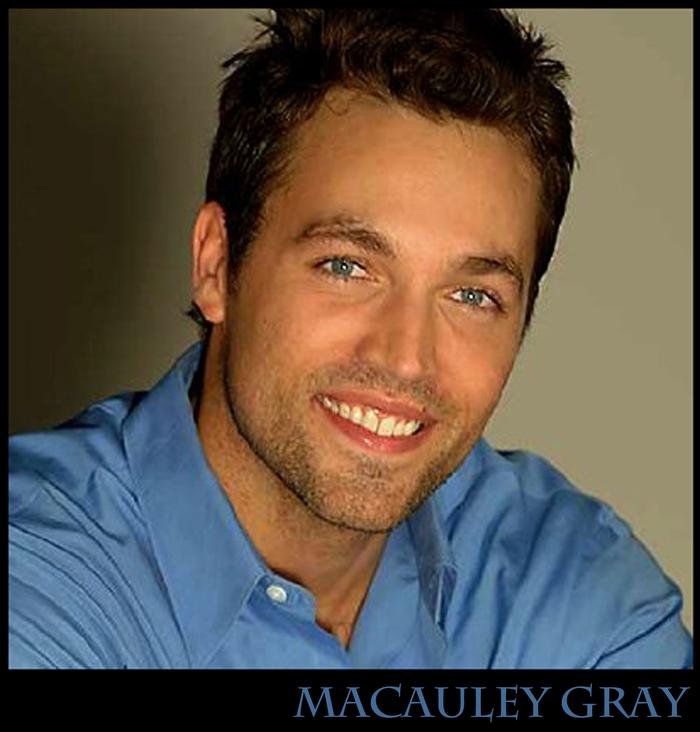 Macauley  Gray - Macauley Gray