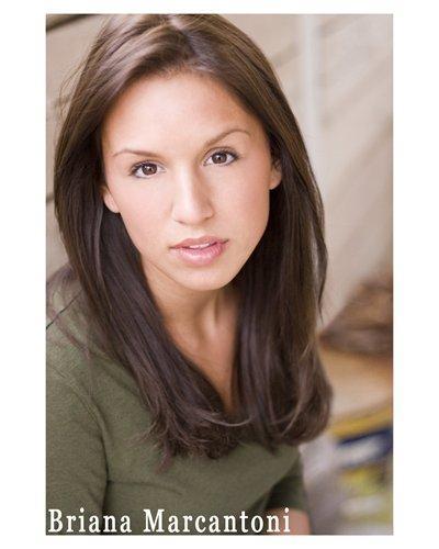 Briana Marcantoni, actor headshot