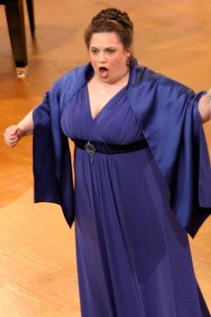 Lucia Palmieri - Lady Macbeth