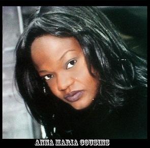 Anna-Maria Cousins - Headshot