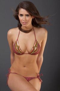 Marina Santos - Bikini 3